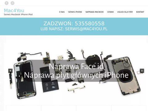Mac4you.pl serwis Apple Warszawa