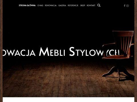 Mantyks.pl naprawa mebli Warszawa
