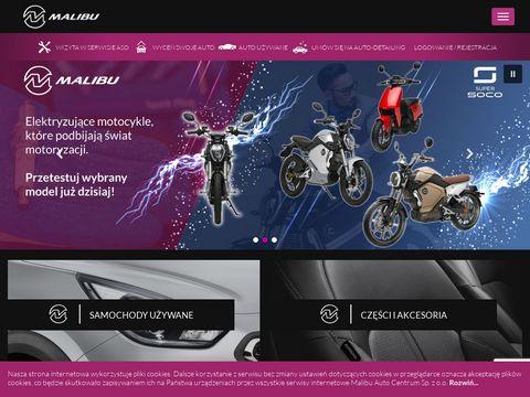 Malibu-auto.pl Kia używane Warszawa