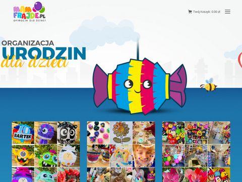 Mamfrajde.pl - organizacja urodzin dla dzieci