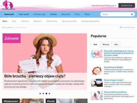 Portal dla rodziców, ciąża, wychowanie, edukacja