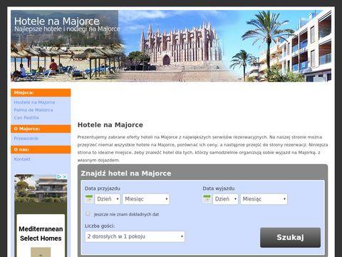 Hotele na Majorce
