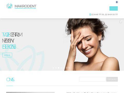 Makrodent centrum stomatologiczne Ursynów