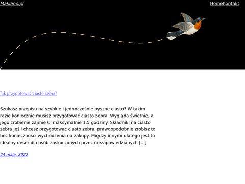 Makiano.pl serwis elektrotechniczny Warszawa