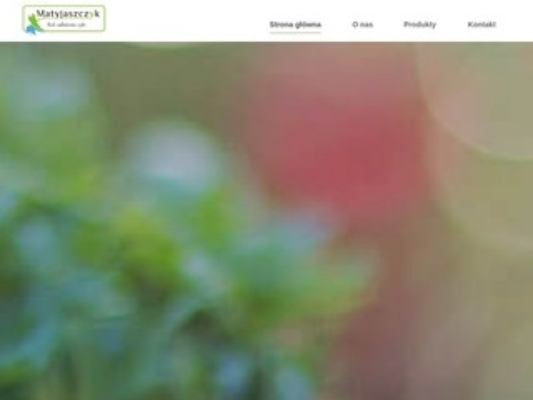 Matyjaszczyk.eu ogórki kiszone producent