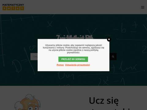 Matematycznyswiat.pl