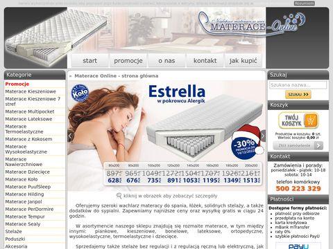 Materace-online.eu - do spania