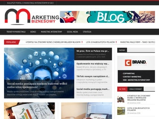 Marketingbiznesowy.pl portal marketingowy