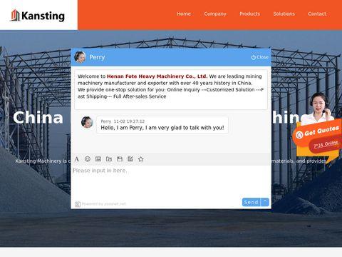 Maszyny-wytrzymalosciowe.pl serwis
