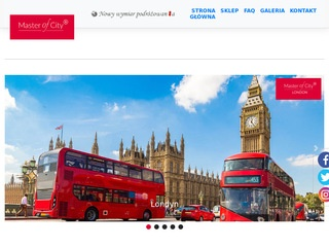Masterofcity.com gra planszowa Londyn