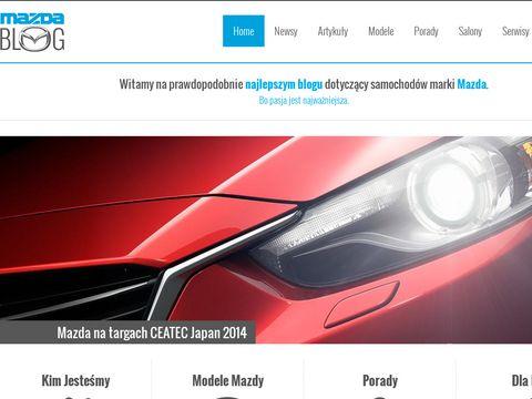 Mazda-Blog.pl - nieoficjalnie o samochodach