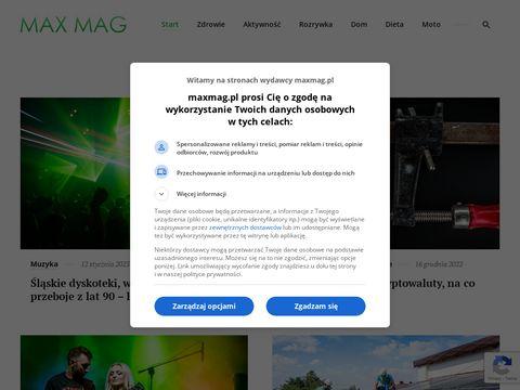 Maxmag.pl - wskazówki jak dobrze urządzić pokój