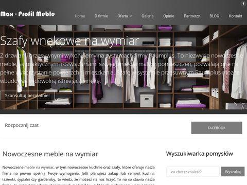 Maxmeble.com - meble łazienkowe