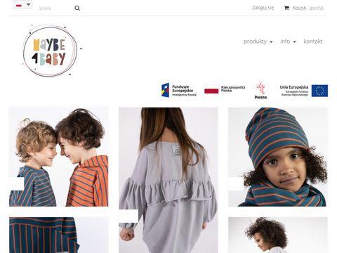 Maybe4baby.pl - ubrania dla dzieci