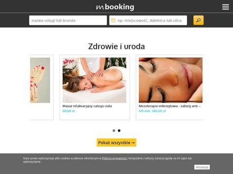 Mbooking.pl rezerwacje online - system