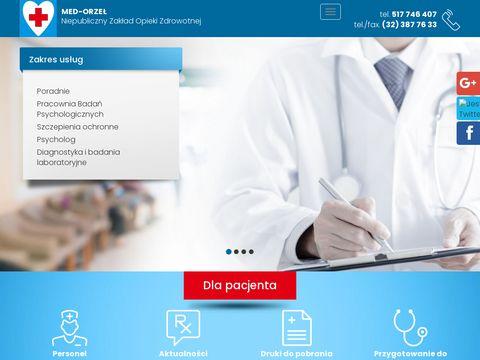 Med-Orzeł rehabilitacja