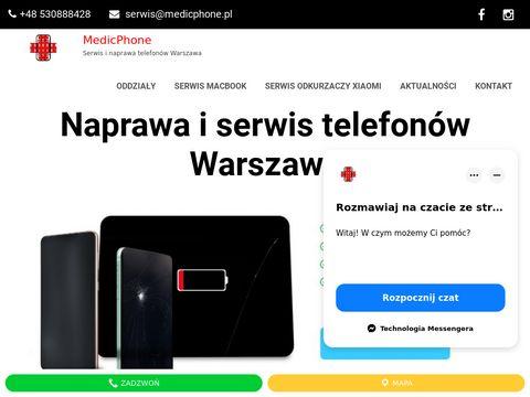 Medicphone.pl naprawa telefonów Huawei