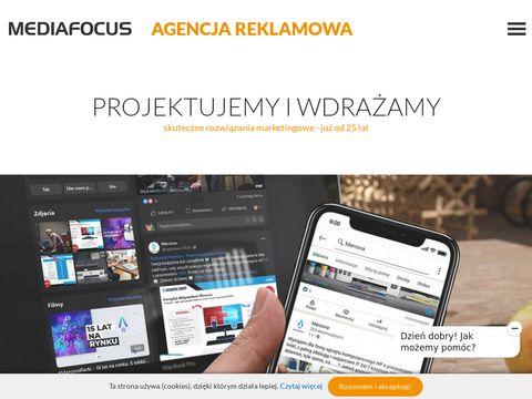 Mediafocus sp. z o.o. kampanie marketingowe firm