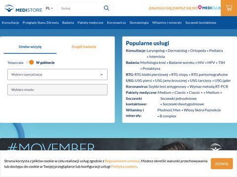 Medistore.com.pl - medicover
