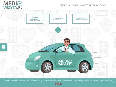 Mediwizyta.pl wizyty domowe Police