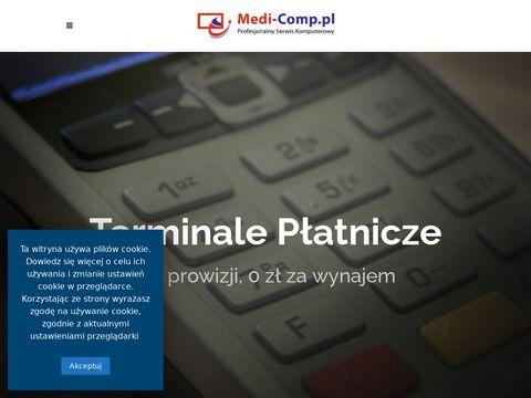 Medi-comp.pl - komputery Andrychów