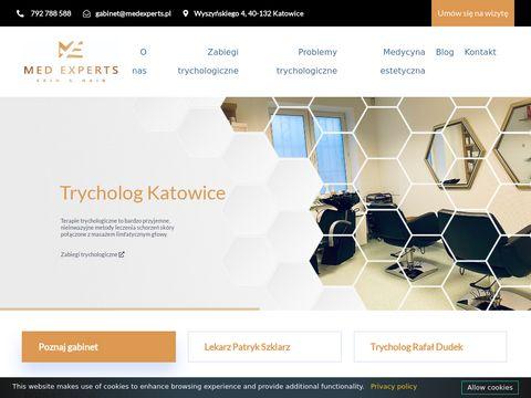 Medexperts.pl trycholog Katowice