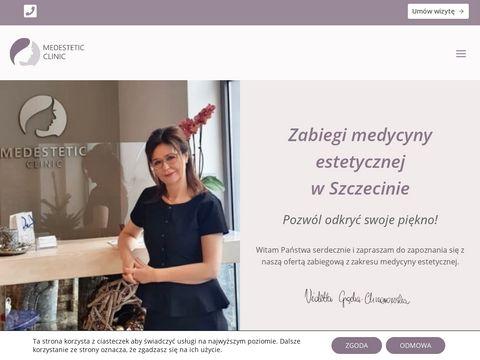 Med Estetic gabinet medycyny estetycznej Szczecin