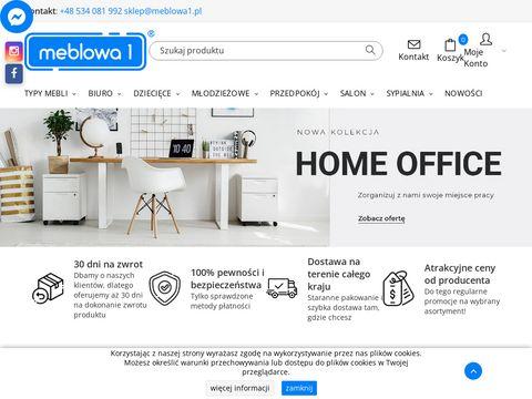 Meblowa1.pl szafki na obuwie sklep producenta