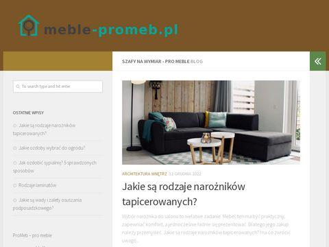 Meble-promeb.pl biurowe Kraków