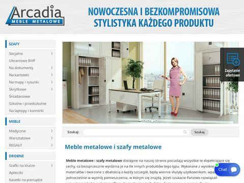 Meble-arcadia.com szafki na klucze