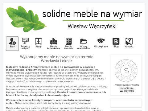 Meblewroc.pl meble na wymiar Wrocław
