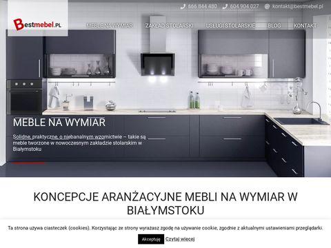 Meblenawymiarlubin.pl kuchenne