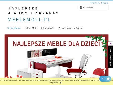 Jard Dariusz Michalski biurka dziecięce