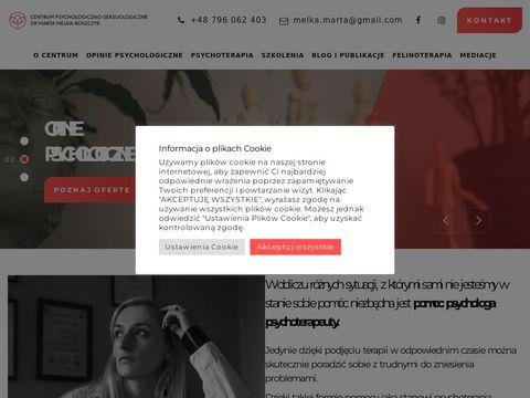 Melka-roszczyk.pl - psychoterapeuta