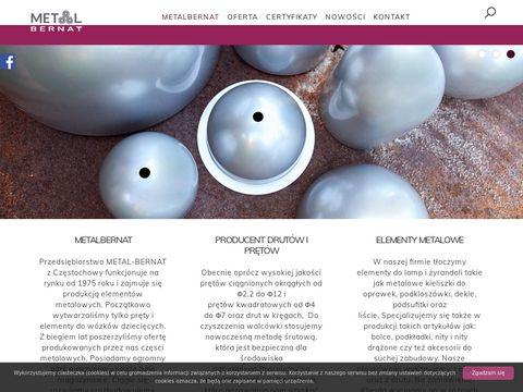 METAL-BERNAT producent nitów