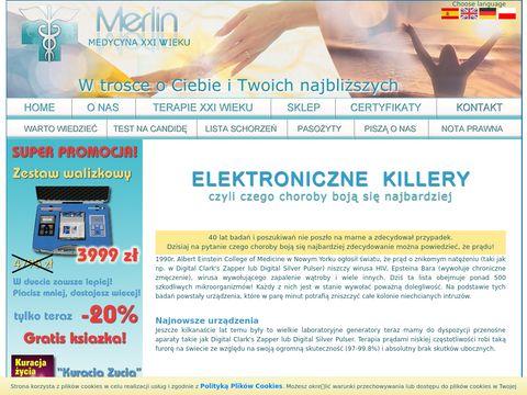 Merlin-Zdrowie.pl - leczenie chorób wirusowych