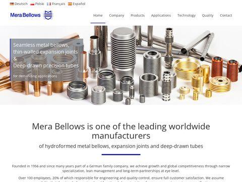 Merabellows.com producent mieszków