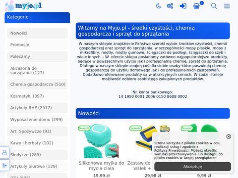 Myjo.pl - mopy obrotowe