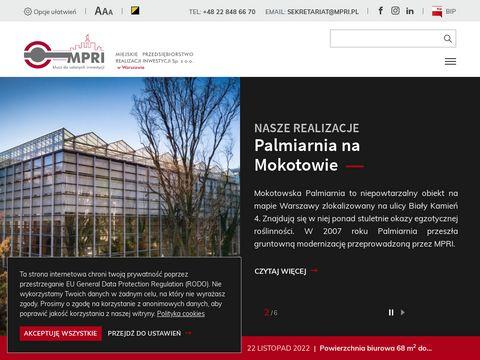 Mpri.pl wynajem powierzchni biurowej