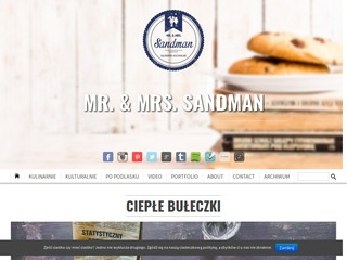 Mr. & Mrs. Sandman blog kulinarno - kulturalny