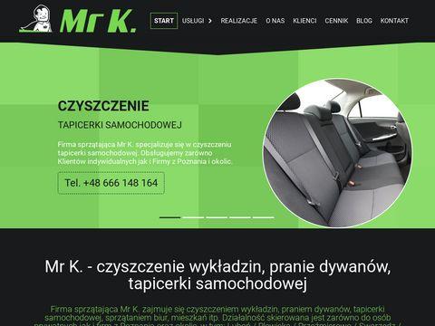 MrKarcher-poznan.pl