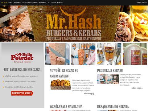 Mrhash.pl zaopatrzenie gastronomii