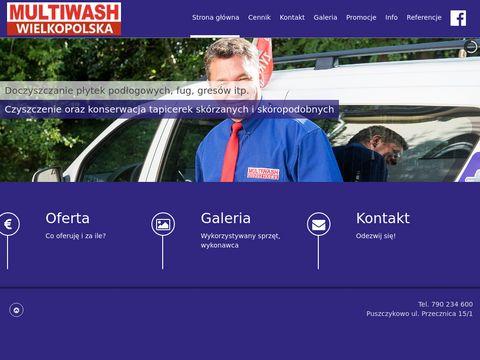 Multiwashpuszczykowo.pl pranie dywanów i tapicerki