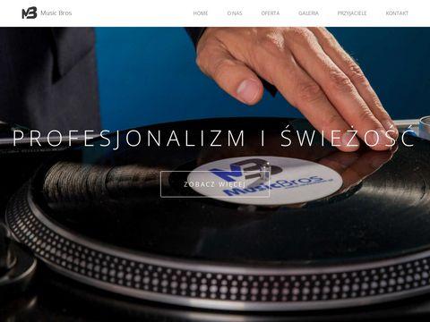 Musicbros.pl dj na wesele Poznań