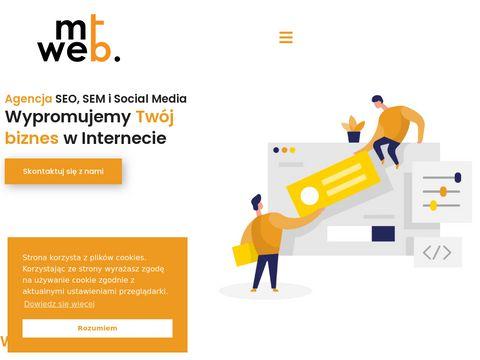 MtWeb agencja interaktywna