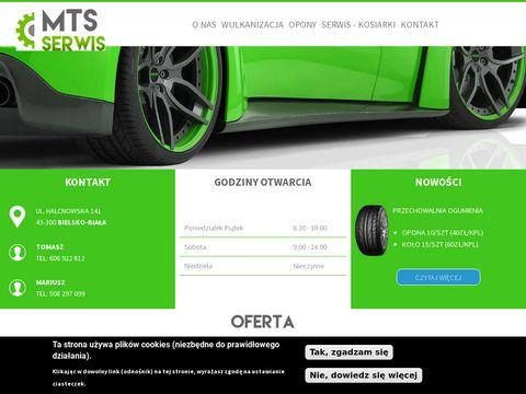 Mts-serwis.pl kosiarki
