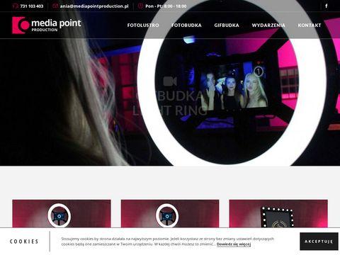 Lightring.pl - fotobudki wynajem