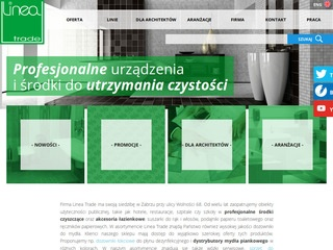 Lineatrade.net - mydło w płynie