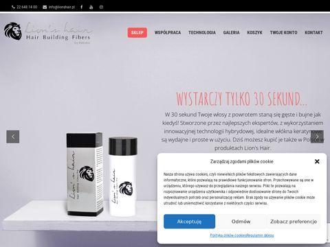 Lionshair.pl zagęszczanie