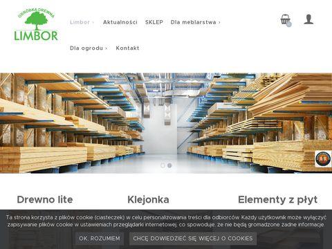 Limbor.pl deski elewacyjne